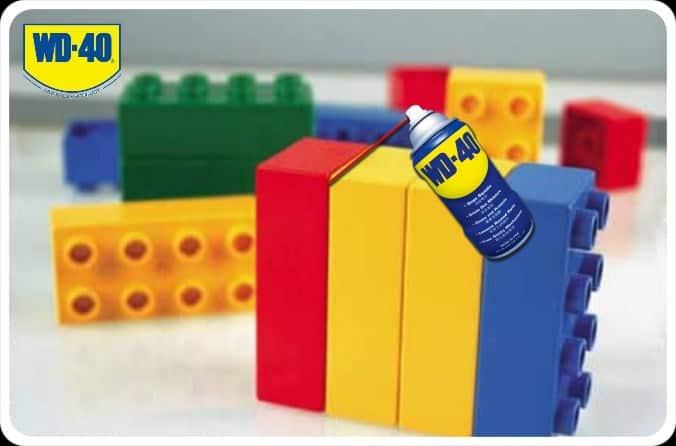 Как разделять детали Лего