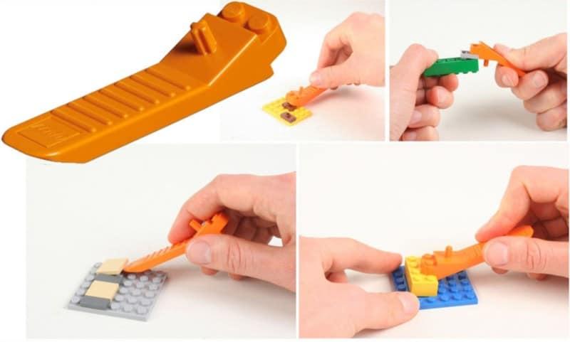 LEGO детали, руки