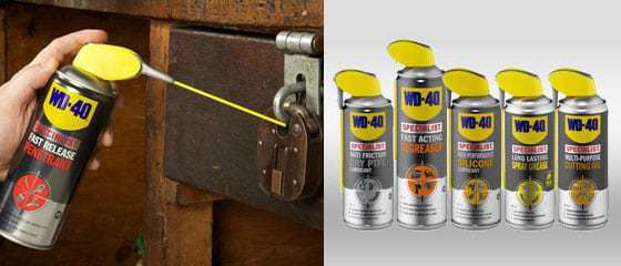 wd 40 specialist overview products