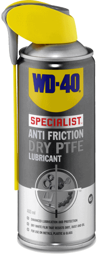 wd40 anti friction ptfe