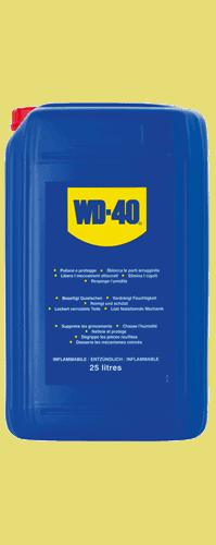 wd 40 multifunktionsprodukt 25l