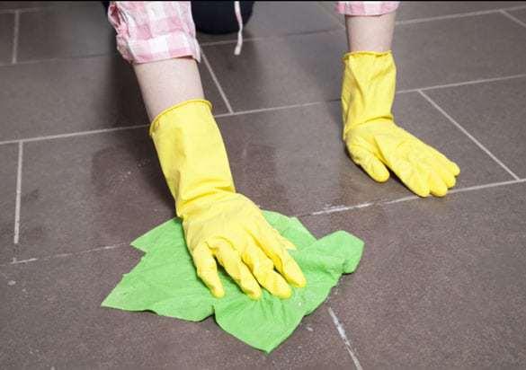 scrubbing tips