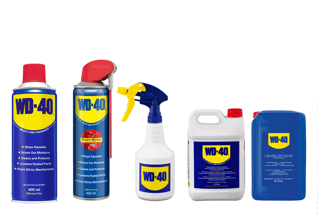 wd 40 multi use linija