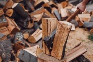 Koristni nasveti pri sekanju drv