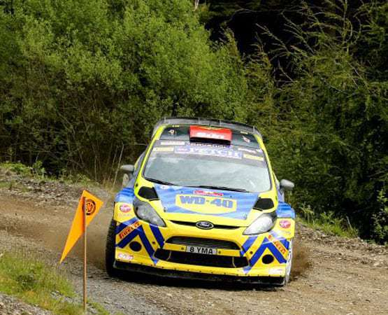 wd40 rally