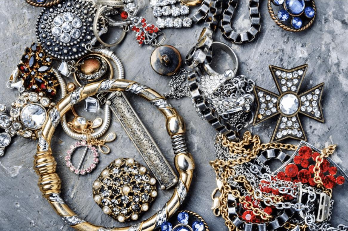 Šperky v detaile