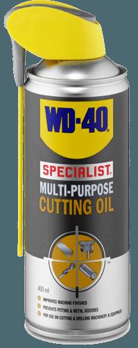 WD40-Multifunktionell skarolja