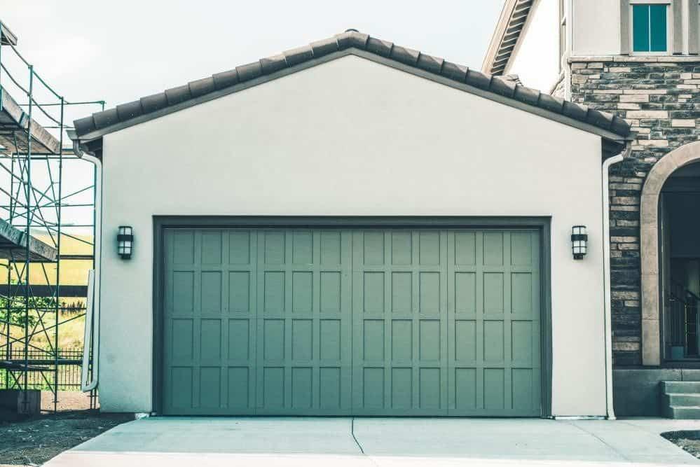 garageportsunderhåll