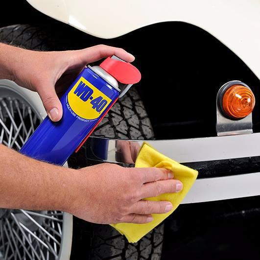 rengöring av bil
