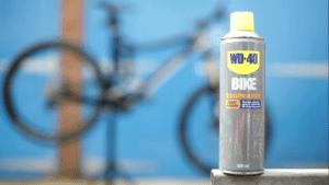 Cykelkedjerengörare – hur man gör rent en cykelkedja med WD-40