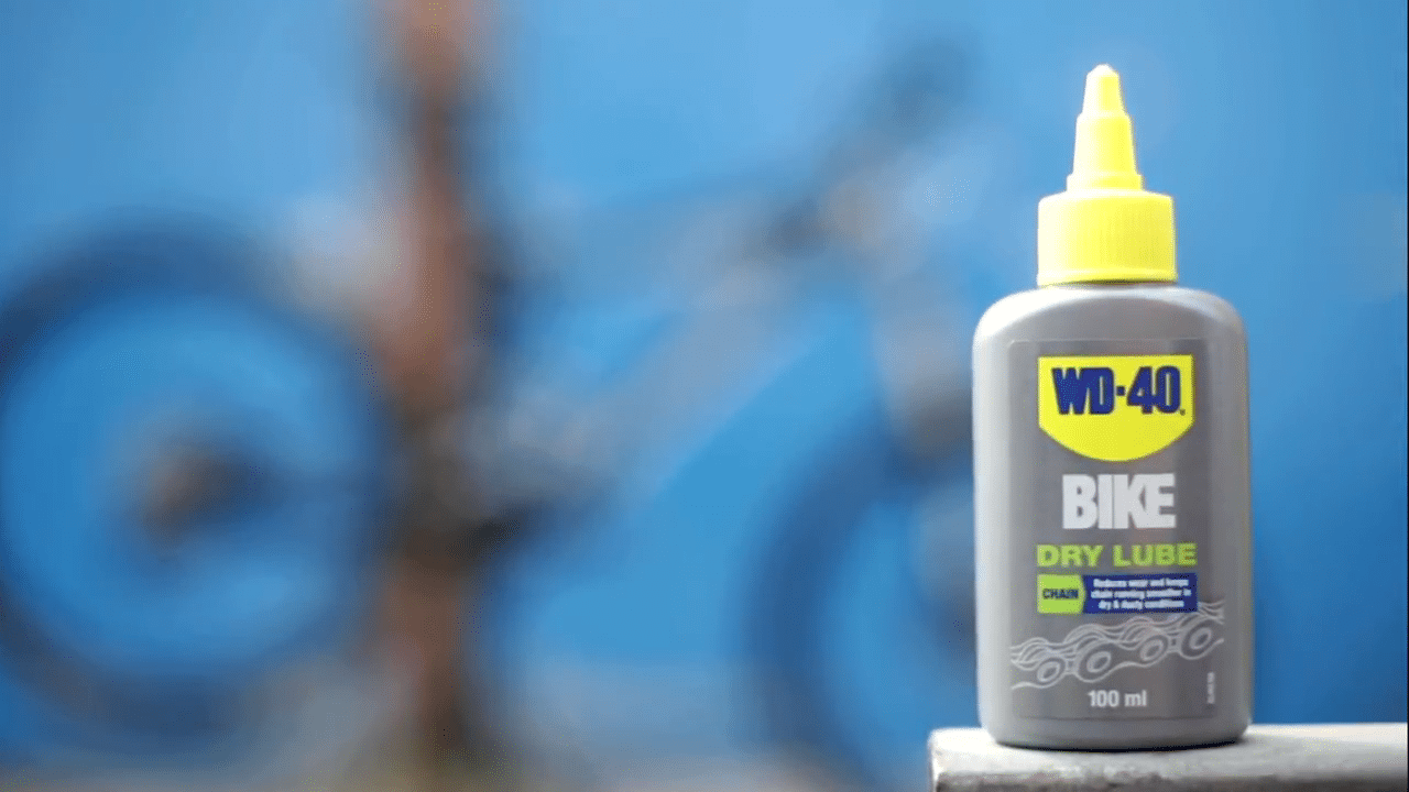 bike dry lube mtb chain