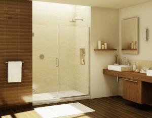 Hur du håller dina duschdörrar blanka