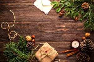 Om du inte känner julstämningen, så kommer det här förhoppningsvis att göra susen