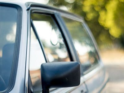 car door