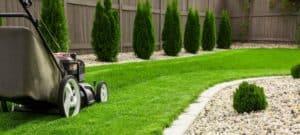 Laga gräsklipparen