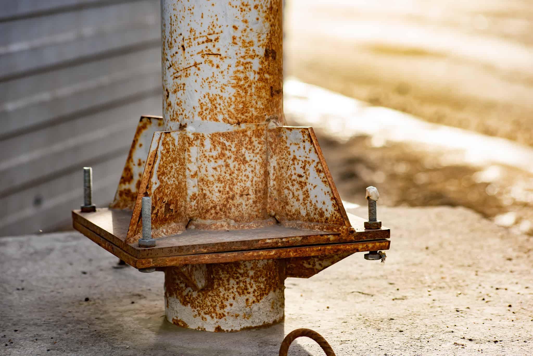 Orsaker till korrosion