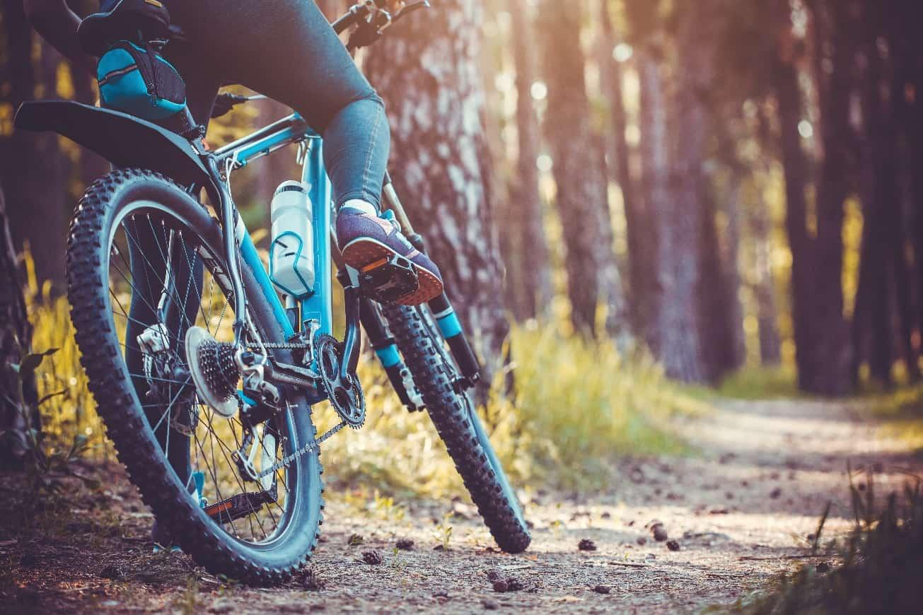 Håll dina cykeltillbehör rena