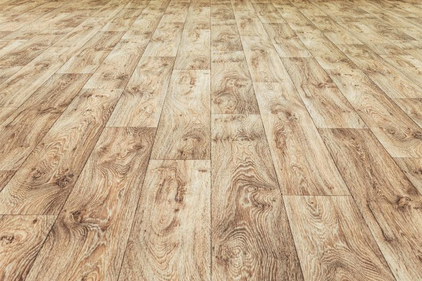 märken på golv