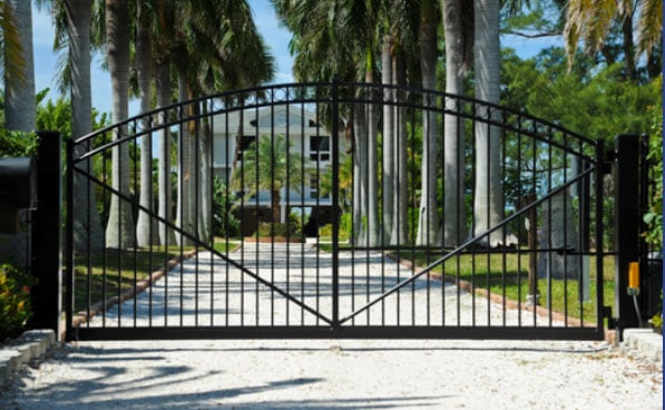 Metal bahçe kapılarınızın