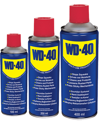 wd40 mup