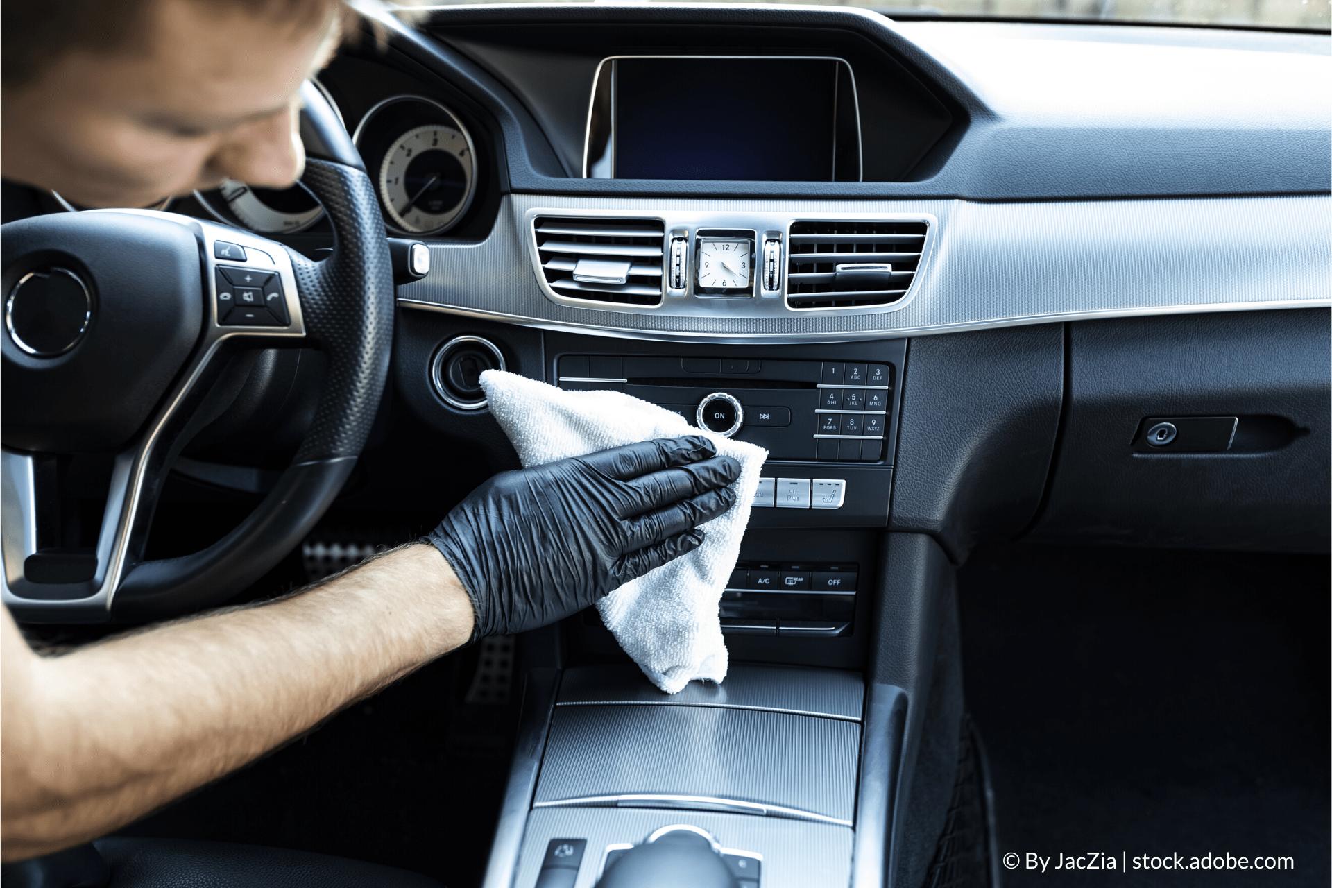 Araba İçi Temizliği